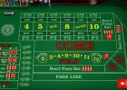 Craps casino game